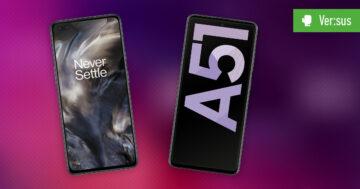 OnePlus Nord vs. Galaxy A51: Vergleich der günstigen Android-Handys
