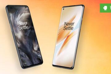 OnePlus Nord vs OnePlus 8
