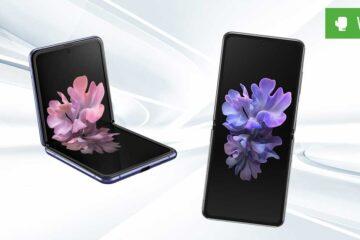 Samsung Galaxy Z Flip vs. Samsung Galaxy Z Flip 5G