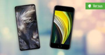 OnePlus Nord vs. iPhone SE 2020: Vergleich der Android- und Apple-Budget-Handys