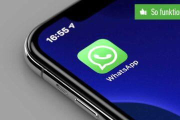 WhatsApp-Chat archivieren