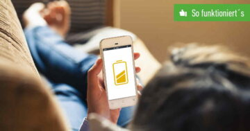 Akku testen am iPhone und Android-Handy – So funktioniert's