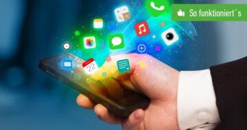 Gelöschte Apps wiederherstellen – So funktioniert's bei Android und iOS