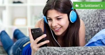 Playlist übertragen – So funktioniert's bei Spotify, Amazon Music und Co.
