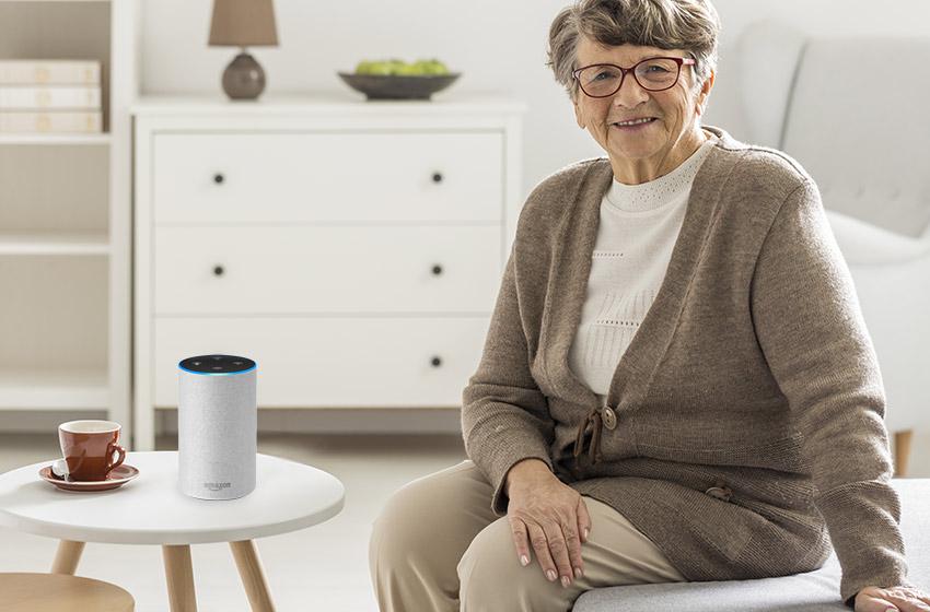Alexa Skills für Senioren