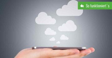 iCloud auf Android anmelden – So funktioniert's