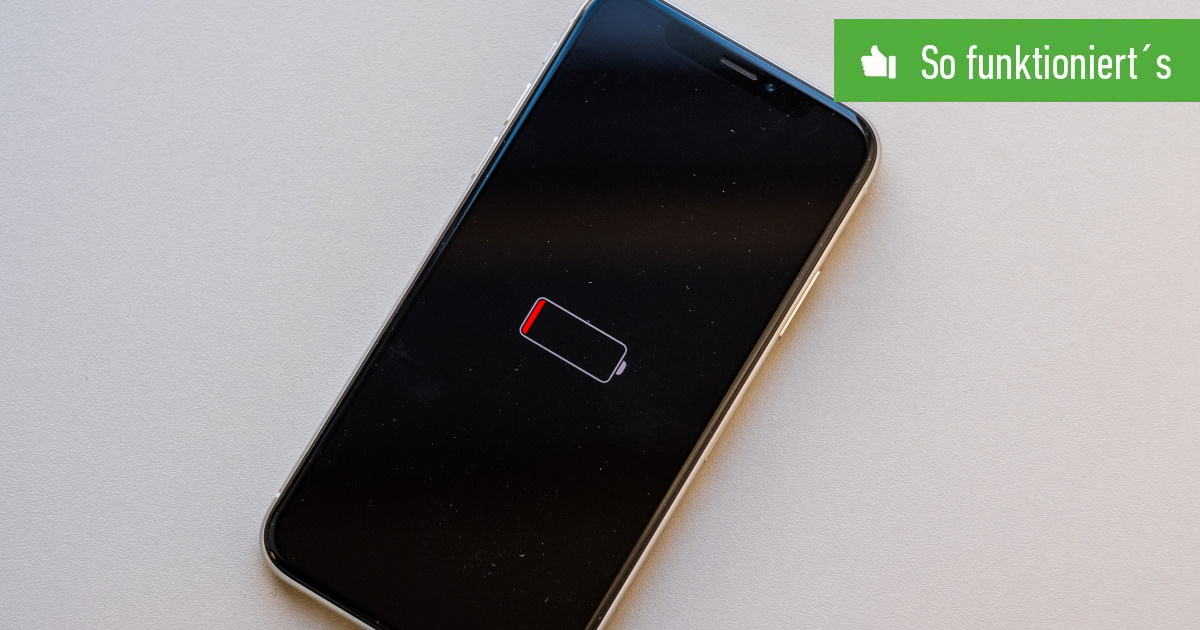 iphone-akku-schnell-leer