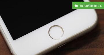 iPhone: Home-Button defekt – Lösungen und Hilfe