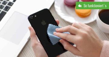 iPhone: Lautsprecher reinigen – So funktioniert's