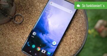 OnePlus: Screenshot erstellen – So funktioniert's