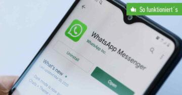 WhatsApp aktualisieren geht nicht? So funktioniert's wieder