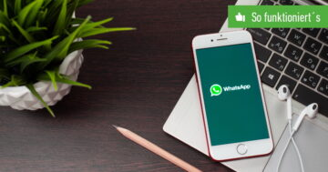 WhatsApp mit Widget auf Start-Bildschirm lesen – So funktioniert's