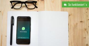 WhatsApp Statistik: So viele Nachrichten hast Du geschrieben