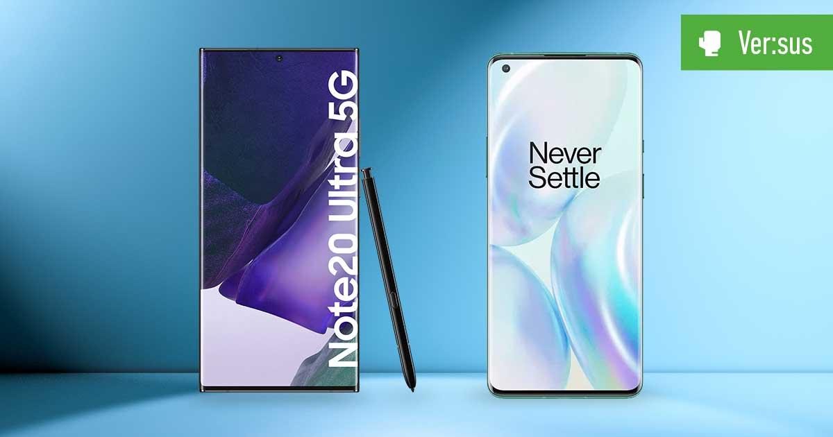 Galaxy Note 20 Ultra 5G vs OnePlus Pro
