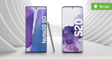 Galaxy Note 20 vs. Galaxy S20: Vergleich der kleinen Premium-Handys