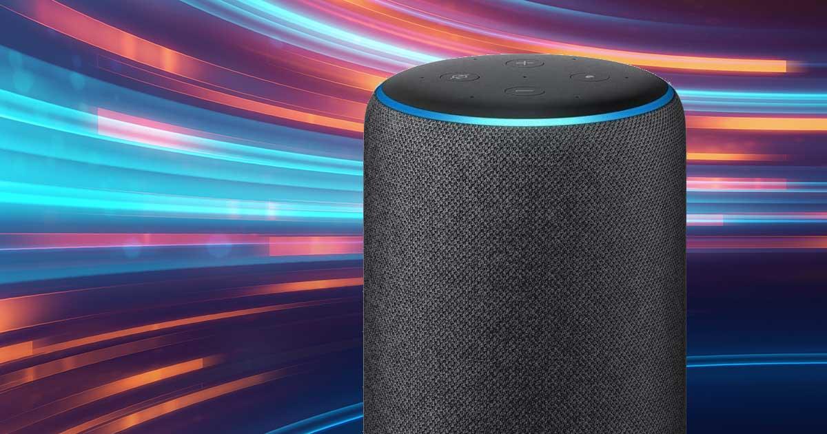 Alexa-Sprechgeschwindigkeit einstellen