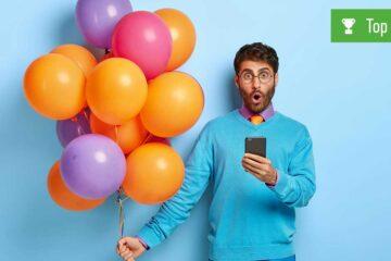 Header Geburtstags-Apps