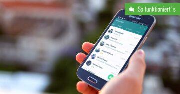 WhatsApp Online-Status verbergen – So funktioniert's