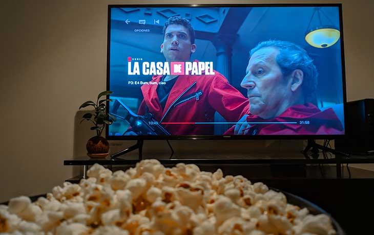 Netflix Sprache ändern