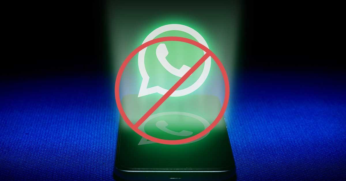 WhatsApp deaktivieren