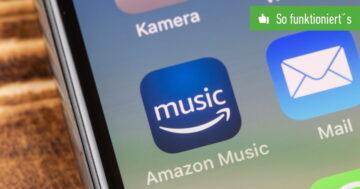 Amazon Music Unlimited kündigen – So funktioniert's