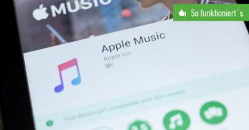 Apple Music kündigen – So funktioniert's bei Android und iOS