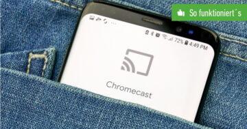Chromecast zurücksetzen – So funktioniert der Reset