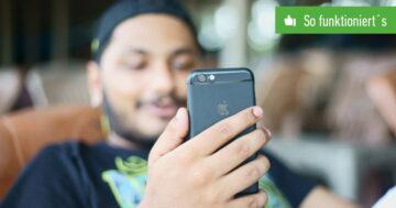 FaceTime: Datenverbrauch überprüfen – So funktioniert's