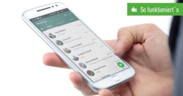 WhatsApp: Backup löschen – So funktioniert's
