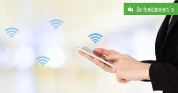 WLAN: Namen (SSID) ändern – So funktioniert's am Handy
