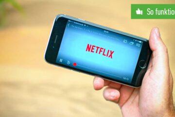 Header Netflix Qualität einstellen