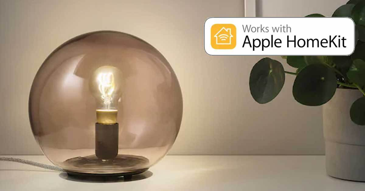 IKEA TRÅDFRI mit dem Apple HomeKit steuern