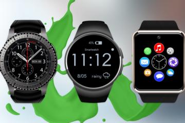 Smartwatch mit SIM