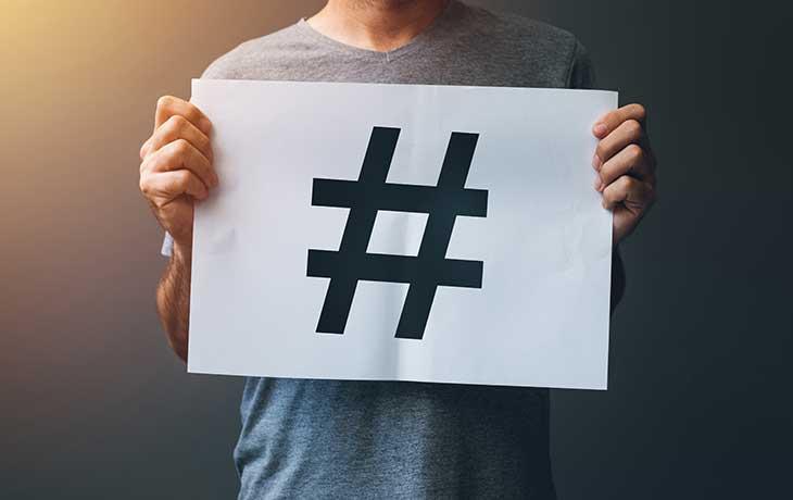 Was ist ein Hashtag?