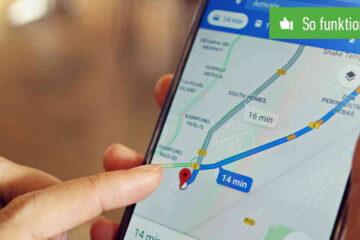 google-maps-messen