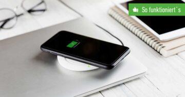 iPhone Wireless Charging – So funktioniert's