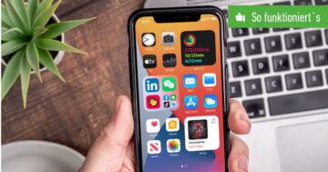iPhone: Widgets hinzufügen – So funktioniert's