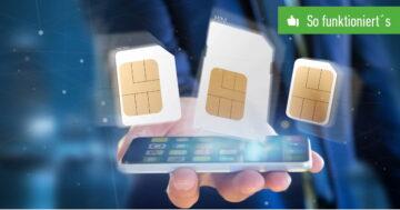 Kontakte auf SIM-Karte speichern – So funktioniert's