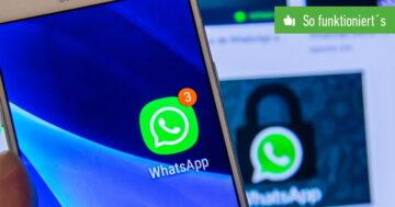 WhatsApp: Kontakte wiederherstellen – So funktioniert's