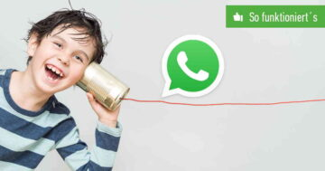 WhatsApp: Sprachnachricht leise abhören – So funktioniert's