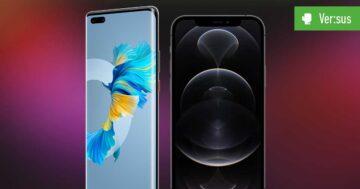 HUAWEI Mate 40 Pro vs. iPhone 12 Pro – Zwei Smartphone-Bomben im Vergleich