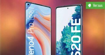 OPPO Reno4 Pro 5G vs. Samsung Galaxy S20 FE 5G: China-Handy gegen Branchen-Primus