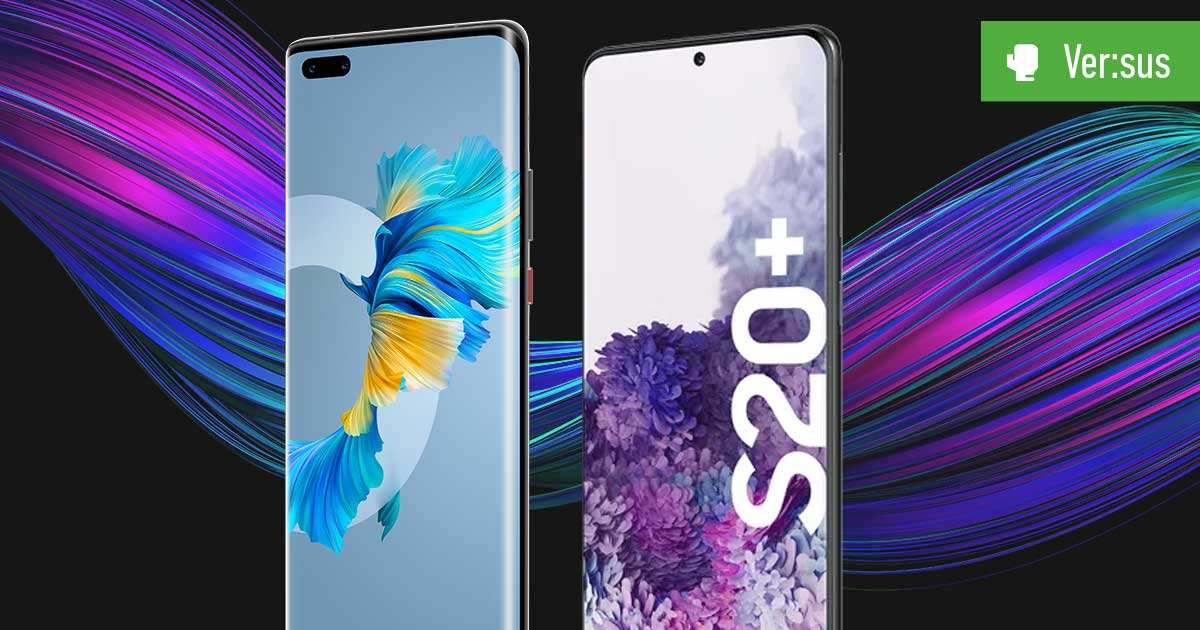 Header_Mate 40 Pro vs S20 Plus