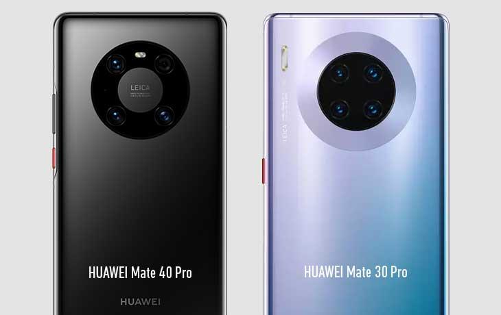 Huawei Mate 40 Pro vs. Mate 30 Pro: Kamera