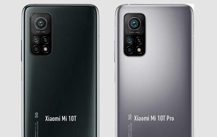 Kamera Mi 10T vs Mi 10T Pro