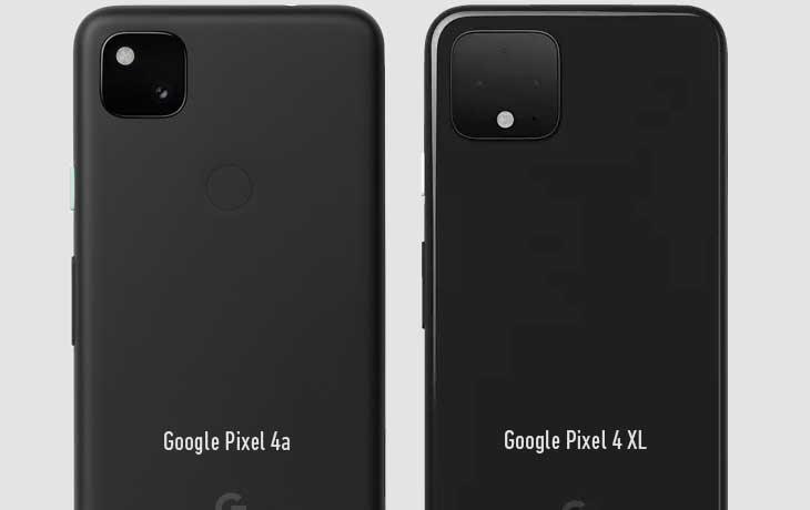 Kamera Pixel 4a vs Pixel 4 XL