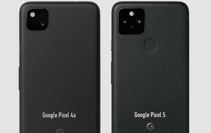 Kameravergleich Pixel 4a 5G und Pixel 5