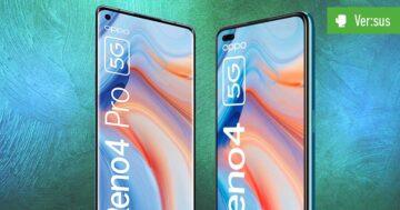 OPPO Reno4 5G vs. OPPO Reno4 Pro 5G – Vergleich der OPPO-Zwillinge