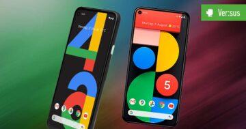 Pixel 4a 5G vs. Pixel 5: Vergleich der neuen Google-Handys