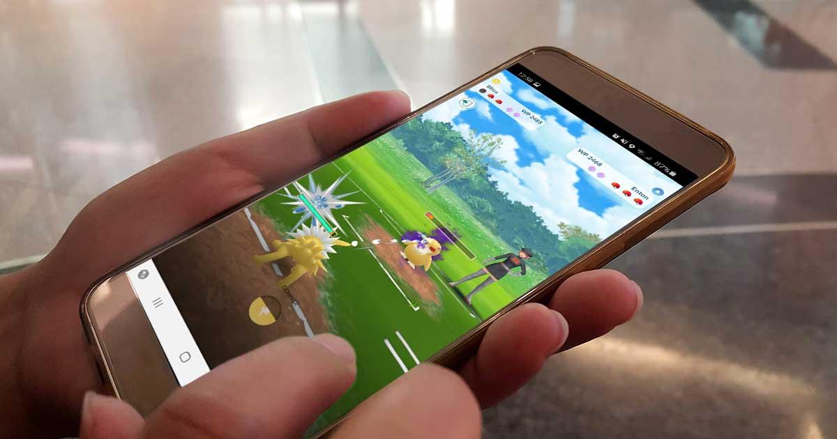 Pokémon GO Crypto-Liste